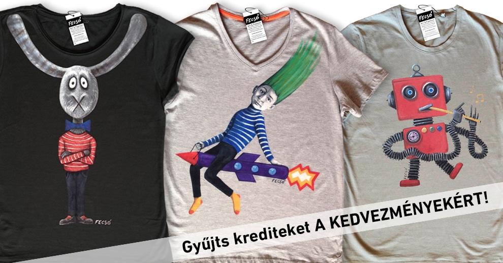 Kézzel festett pólók - az új őrület • Octa 11fdeec35d