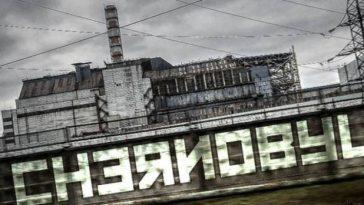 Orosz Csernobil